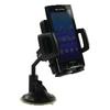 Universal telefon Állvány Autóban Fekete