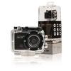 Full Hd Akció Kamera 1080p Wi-Fi Fekete