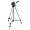 Fényképezőgép / Videokamera Háromlábú Pásztázás és Döntés 127 cm Bronz