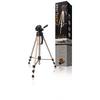 Fényképezőgép / Videokamera Háromlábú Pásztázás és Döntés 145 cm Bronz