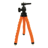 Flexible Tripod 27.5 cm 1 kg Fekete/Narancs