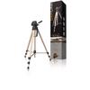 Fényképezőgép / Videokamera Háromlábú Pásztázás és Döntés 163 cm Bronz
