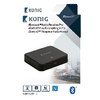 Audió Vevő Advanced Bluetooth SPDIF Fekete