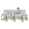 CATV Elosztó 6.8 dB / 5-1000 MHz - 3 Kimenet