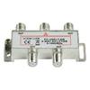 CATV Elosztó 8.0 dB / 5-1000 MHz - 4 Kimenet