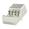 AA / AAA / E-Block NiMH Akkumulátor Töltő