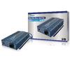 Inverter Tiszta szinuszos 12 VDC AC 230 V 1000 W F (CEE 7/3)