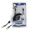 Nagy Sebességű Hdmi Kábel Ethernettel HDMI Csatlakozó - HDMI Csatlakozó 2.50 m Sötétszürke