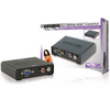 HDMI Átalakító VGA Alj + 2x RCA Alj - HDMI Kimenet