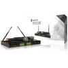 16-Csatornás Vezeték nélküli mikrofon 863 - 865 Mhz