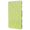 Tablet case pu leather for Galaxy Tab 8.0 green
