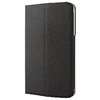 Tablet case pu leather for Galaxy Tab 7.0 black