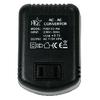 Feszültség Converter 230 VAC - AC 110 V 0.4 A