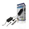 Univerzális Hálózati Adapter 5 / 6 / 7.5 / 9 / 12 / 13.5 / 15 VDC 2.4 A - 3.0 A Fekete