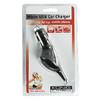 Autós Töltő 1.0 A Micro USB Fekete