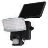 Solar Falikar 80 LED Fekete