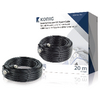 CCTV Kábel BNC / DC 20.0 m