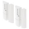 Intelligens Ajtó / Ablak Érzékelő 868 Mhz Fehér