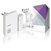 AC Plug-In Vezeték Nélküli Csengő Szett 70 dB Fehér