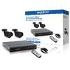 CCTV Szett HDD 500 GB / 420 TVL - 2x Camera