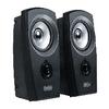 Hangszóró 2.0 3.5 mm 2 W Fekete/Ezüst