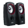 Hangszóró 2.0 3.5 mm 2 W Fekete/Piros