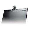 Webcam USB 0.3 MPixel SD Plastic Black/Silver