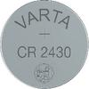 Lítium Gombelem CR2430 3 V 1-Bliszter