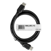 Nagy Sebességű Hdmi Kábel Ethernettel HDMI Csatlakozó - HDMI Csatlakozó 1.00 m Fekete