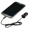 Autós Töltő 2.1 A Micro USB Fekete