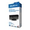 Beltéri DVB-T/T2 - DAB+ Antenna 4 dB VHF / UHF