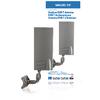 DVB-T/T2 Kültéri Antenna 15 dB VHF / UHF