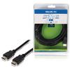 Nagy Sebességű Hdmi Kábel Ethernettel HDMI Csatlakozó - HDMI Csatlakozó 5.00 m Fekete