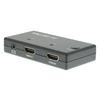 2-Port HDMI Kapcsoló Fekete