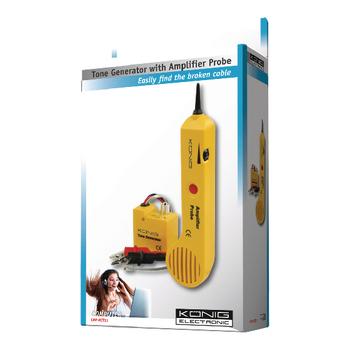 PC Generator von Toni Tester für Kabel Multimedia