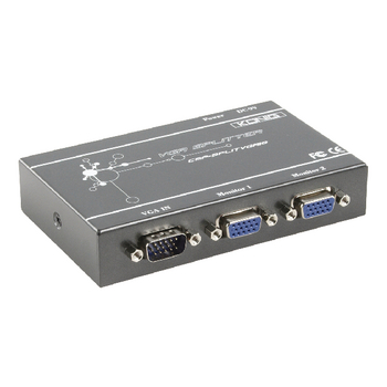 KONIG 2 Port Professional VGA Split