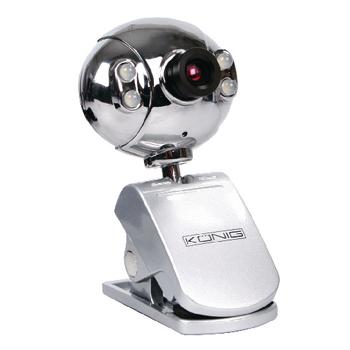 USB 2 0 1 3 MP webcam   Konig