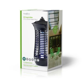Mosquito Stop Light Trap   18 W   150 m² Coverage