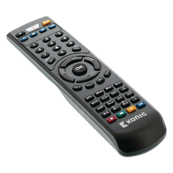 PC Programmable Remote Control 4:1 Universal | Konig