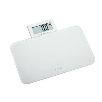 Travel Scales 150 Kg White Konig