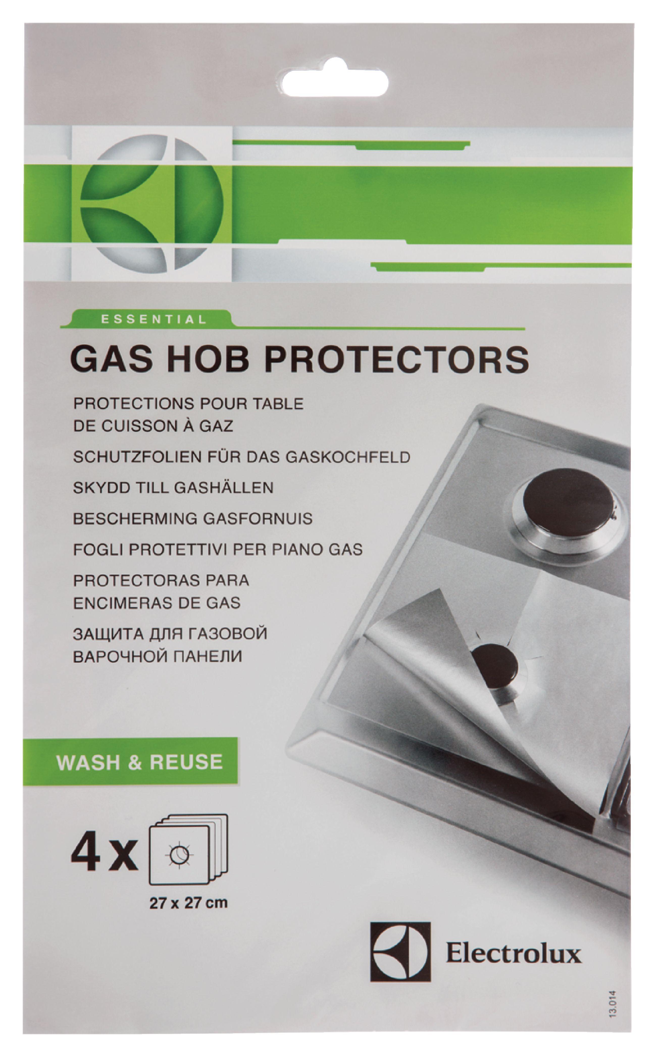 PROTECTION FOIL HOBS 4 PCS