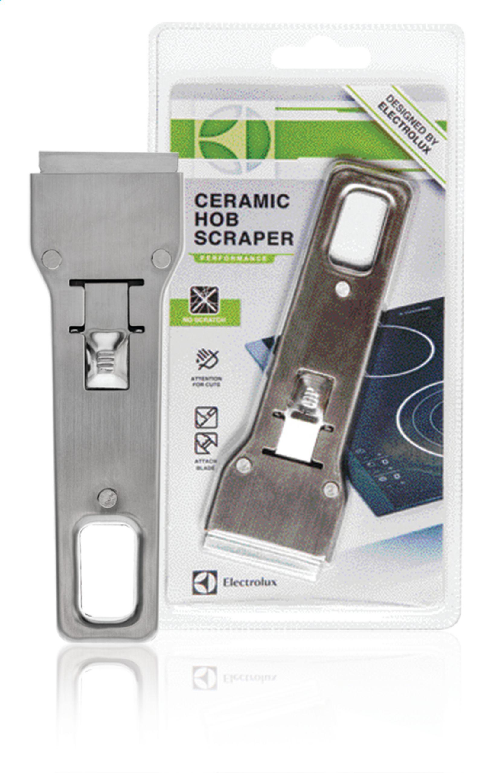 SCRAPER CERAMIC HOB