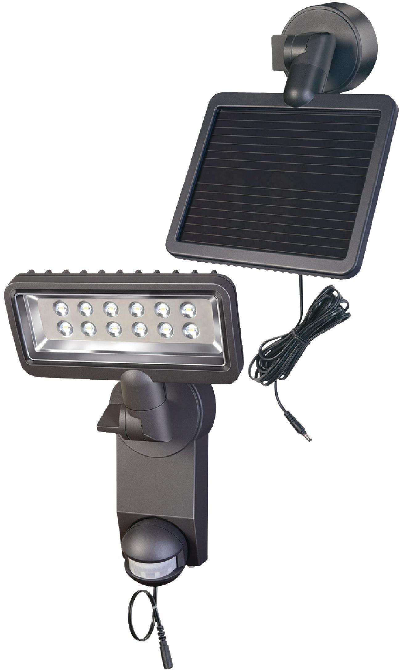 FOCO LED SOLAR PREMIUM LH1205 P2 CON GRADO DE PROTECCIóN IP44