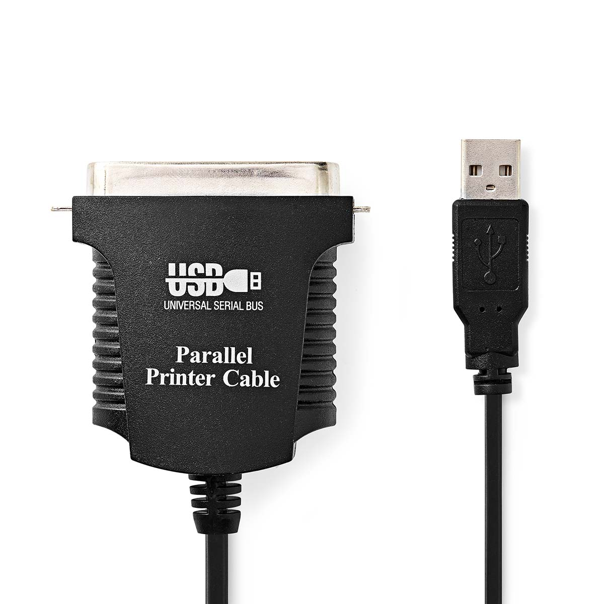 36 Pin USB to Parallel IEEE 1284 Printer Cable Adapter for Computer PC Data Wire