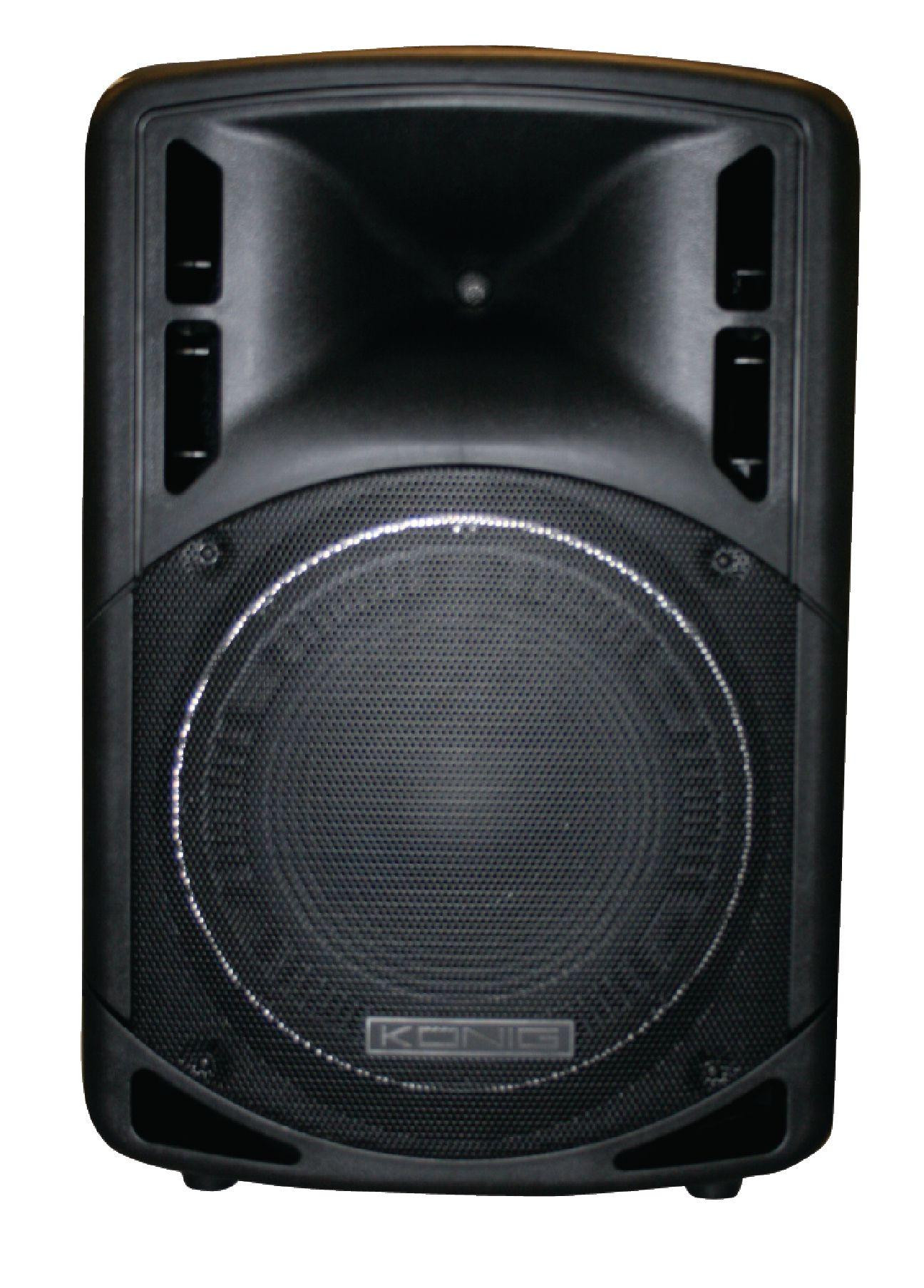 PASSIVE PA SPEAKER 800 W BLACK